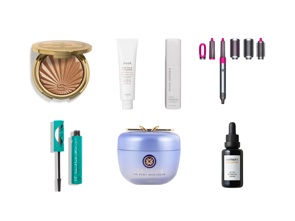 Our Media Experts Share Their Beauty Holy Grails