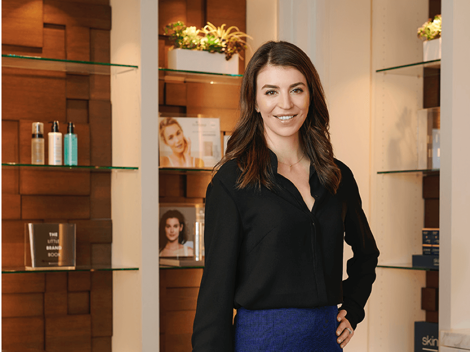 Q+A with Dermatologist Dr. Katie Beleznay