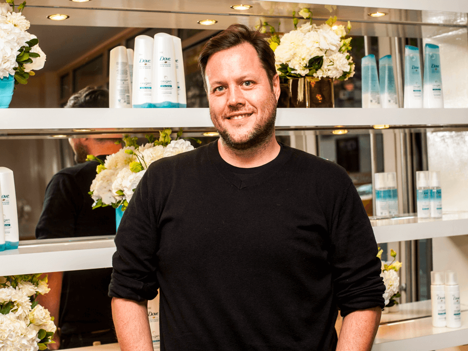 Q+A with Celebrity Hairstylist Mark Townsend