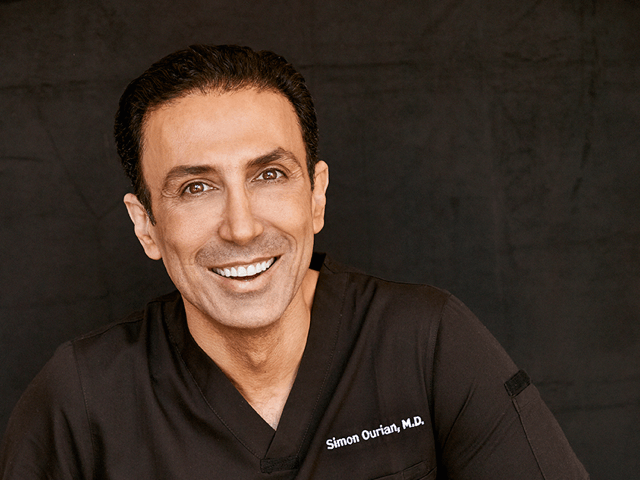 Q+A with Cosmetic Dermatologist Simon Ourian M.D.